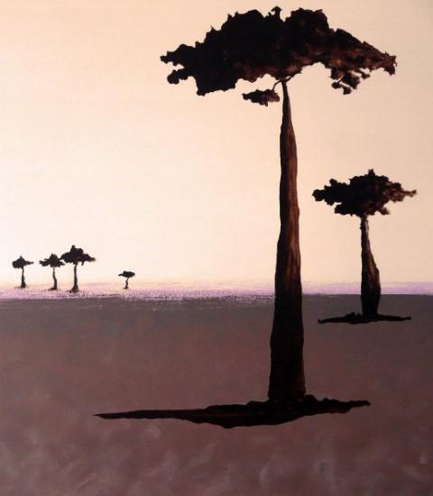 Baobabs_acrylique_sur_toile_100x100_cm