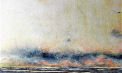Océan mer num 21 acrylique sur toile 100x100 cm P1080621 OK (2)